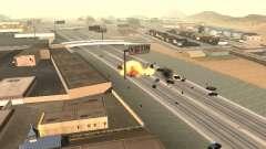 Blast machines para GTA San Andreas