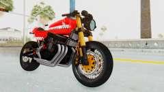 Honda CB750 Moge Cafe Racer para GTA San Andreas