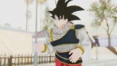 Dragon Ball Xenoverse Goku Yardrat Clothes