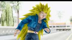 Dragon Ball Xenoverse Future Trunks SSJ3 para GTA San Andreas