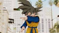 Dragon Ball Xenoverse Goten SJ para GTA San Andreas