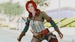 The Witcher 3 - Triss Merigold WildHunt Outfit