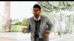 Messi Formal Fixed Up para GTA San Andreas