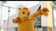 LEGO Carl Johnson