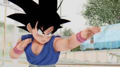 Dragon Ball Xenoverse Goku Kid GT SJ para GTA San Andreas