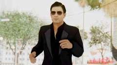 Mafia 2 - Vito Scaletta Madman Suit Black para GTA San Andreas