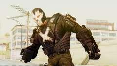 Marvel Heroes - Crossbones para GTA San Andreas