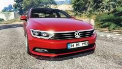 Volkswagen Passat Highline B8 2016 Stanced