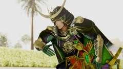 Sengoku Musou 4 - Date Masamune para GTA San Andreas