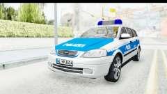 Opel Astra G Variant Polizei Hessen para GTA San Andreas