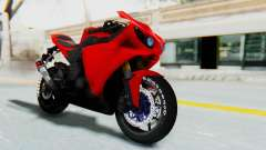 Yamaha YZF-R1 para GTA San Andreas