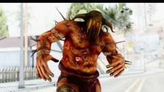 God of War 3 - Hades para GTA San Andreas