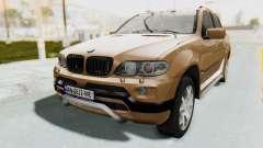 BMW X5 Pickup para GTA San Andreas