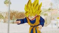 Dragon Ball Xenoverse Goten SSJ para GTA San Andreas