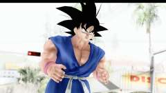 Dragon Ball Xenoverse Goku GT Adult SJ para GTA San Andreas