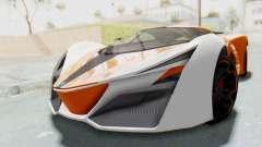 GTA 5 Grotti Prototipo v1 IVF para GTA San Andreas