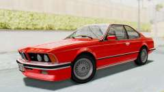 BMW M635 CSi (E24) 1984 IVF PJ2