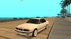 BMW E34 - EK edition para GTA San Andreas