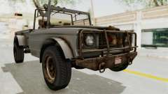 GTA 5 Canis Bodhi Trevor IVF para GTA San Andreas