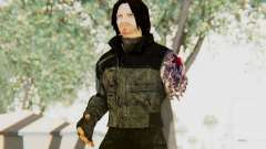 Bucky Barnes (Winter Soldier) v2 para GTA San Andreas
