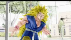 Dragon Ball Xenoverse Goku GT Adult SSJ3 para GTA San Andreas