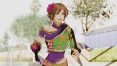 Musou Orochi 2: Ultimate - Sun Shangxiang v2 para GTA San Andreas