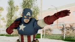 Captain America Super Soldier Classic para GTA San Andreas