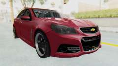 Chevrolet Super Sport 2014 para GTA San Andreas