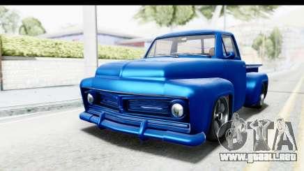 GTA 5 Vapid Slamvan Custom para GTA San Andreas