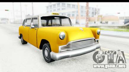 Cabbie London para GTA San Andreas