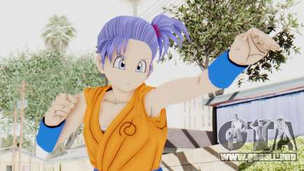 Dragon Ball Xenoverse Female Saiyan SJ para GTA San Andreas