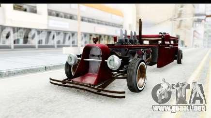 Unique V16 Fordor Ratrod para GTA San Andreas