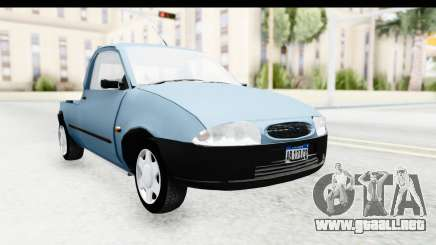 Ford Courier 2016 para GTA San Andreas