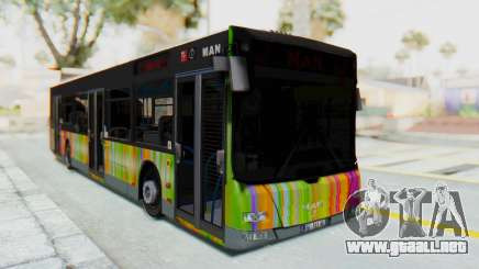 MAN Lion City 23267 para GTA San Andreas
