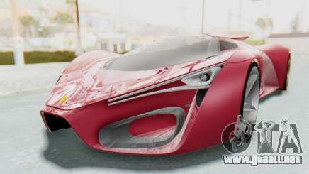 Ferrari F80 Concept para GTA San Andreas