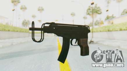 VZ-61 Skorpion Fold Stock para GTA San Andreas