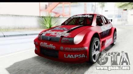 Volkswagen Polo TC2000 Temporada 2005(06) para GTA San Andreas