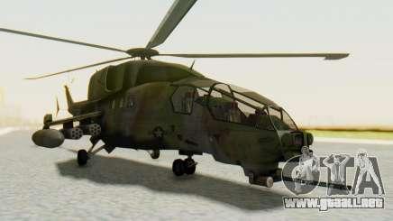 WZ-19 Attack Helicopter para GTA San Andreas