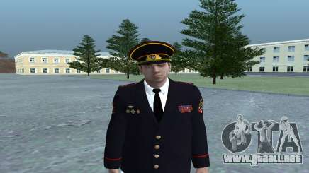 General del Ministerio para GTA San Andreas