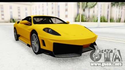 Ferrari F430 SVR para GTA San Andreas