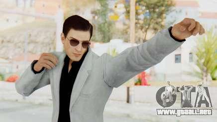 Mafia 2 - Vito Scaletta Madman Suit W&B para GTA San Andreas