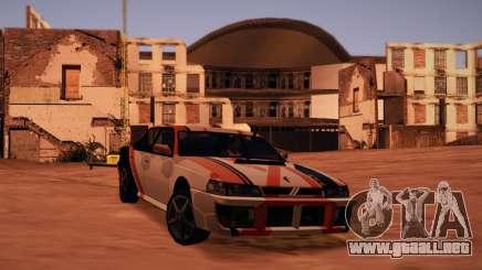 Sultan Asiimov para GTA San Andreas