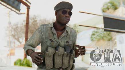 CoD MW3 Africa Militia v4 para GTA San Andreas