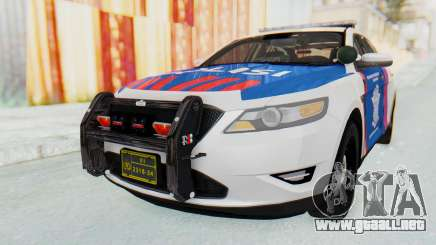 Ford Taurus Indonesian Traffic Police para GTA San Andreas