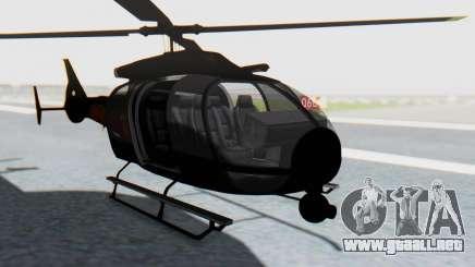 GTA 5 Maibatsu Frogger Trevor IVF para GTA San Andreas