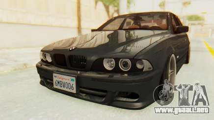 BMW M5 E39 M-Tech USDM para GTA San Andreas