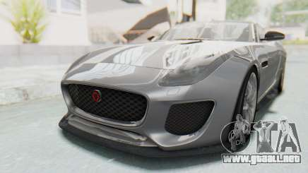 Jaguar F-Type Project 7 para GTA San Andreas