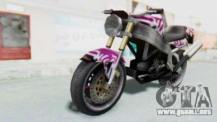 FCR-900 Custom v2 para GTA San Andreas