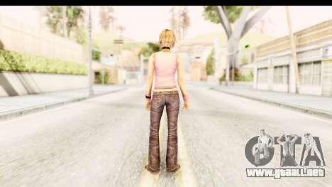 Silent Hill 3 - Heather Redone Less Gloomy para GTA San Andreas tercera pantalla
