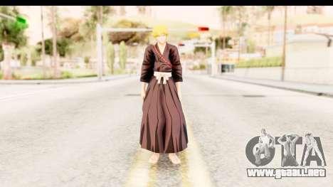 Bleach - Ichigo para GTA San Andreas segunda pantalla